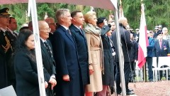 75 rocznica wyzwolenia Flandrii przez 1 DP gen. Stanisława Maczka