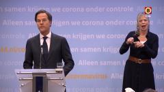 Symboliczna dymisja rządu Niderlandów.
