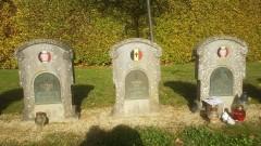 Zniknęły orzełki z belgijskich cmentarzy