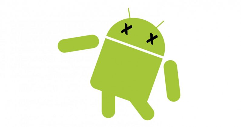 Android z problemami!