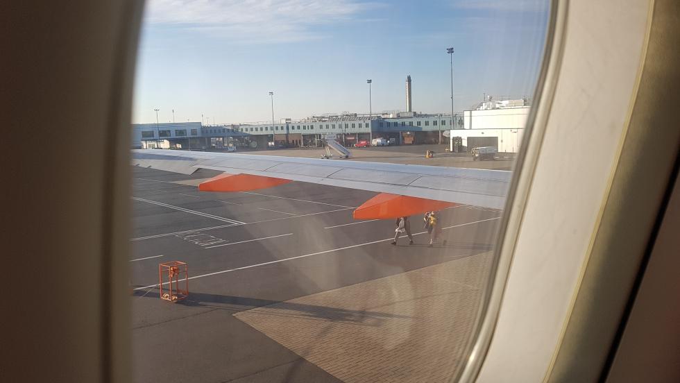Będą loty do kraju.
