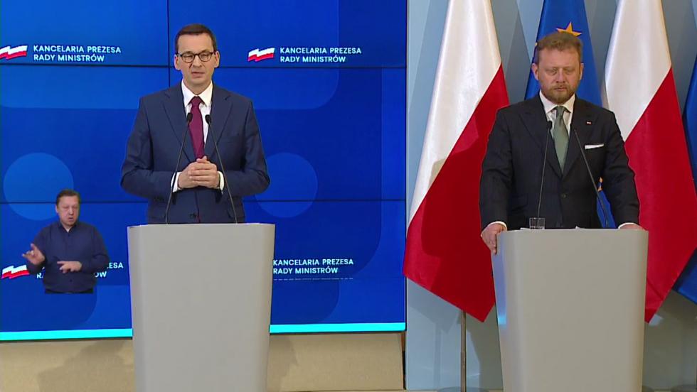Polska rownież reaguje.