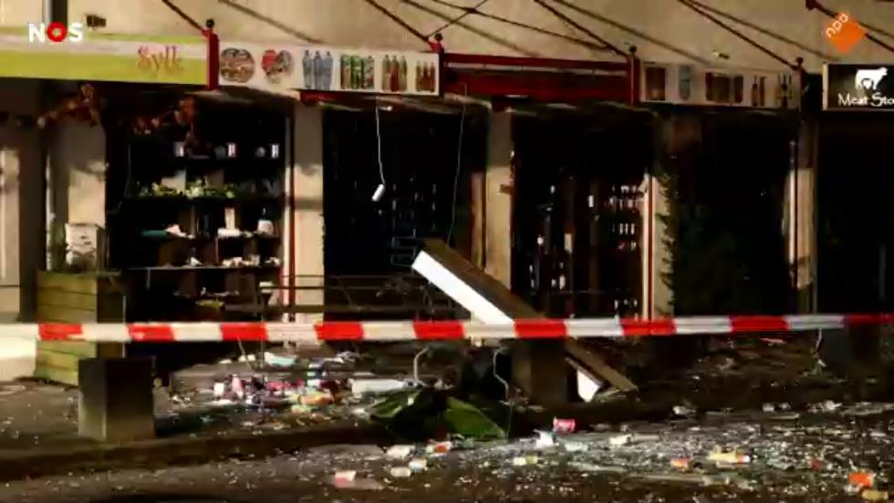 Wybuchy w polskich sklepach!